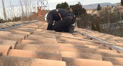Installation toiture tecnovac 1