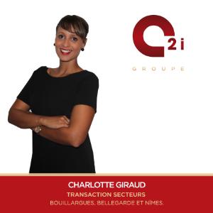 Immobilier Charlotte Giraud Nimes Gard