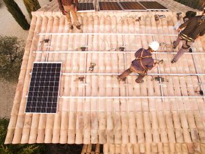 Installation solaire photovoltaïque nimes avignon Montpellier 6