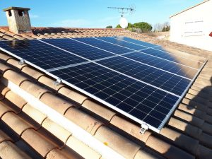 Installation solaire photovoltaïque nimes avignon Montpellier 13