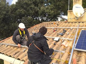 Installation solaire photovoltaïque nimes avignon Montpellier 9
