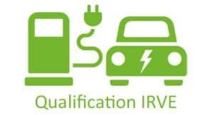 Certification IRVE borne recharge electrique