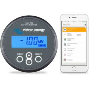Site isolé Installateur installation-victron-energie BMV